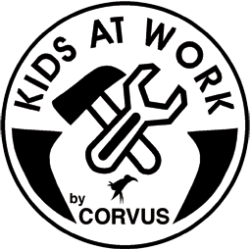 Kids at work