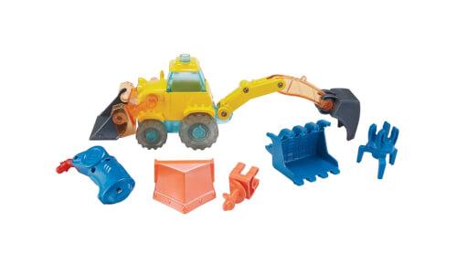 Mattel Bob der Baumeister Fix-It Baggi