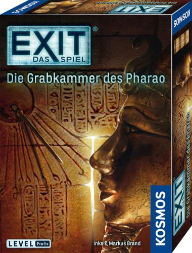 Kosmos EXIT - Die Grabkammer des Pharao