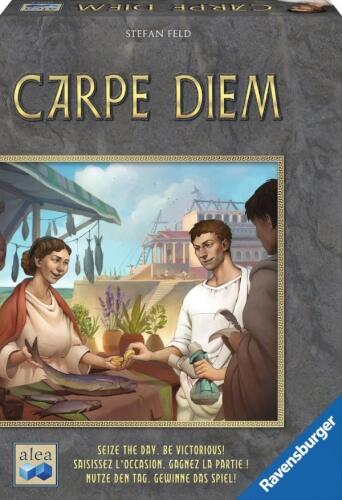 Ravensburger 269198 Carpe Diem, Strategie-Spiel