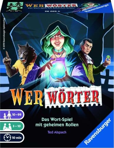 Ravensburger 260256 Werwörter