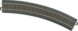 Märklin 24230 MÄRKLIN 24230 H0-Gleis geb.r437,5 mm,30 Gr.
