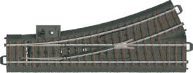 Märklin 24611 MÄRKLIN 24611 H0-Weiche links r437,5 mm,24,3 G