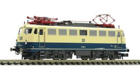 Fleischmann FM733807 N E-Lok BR 110 Ozeanblau-be
