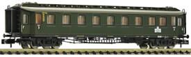 N Schnellzugwagen 3. Klasse Bauart C 4ü, DB
