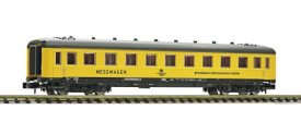 Fleischmann FM867406 N Messwagen Bundesbahn Versuchsa