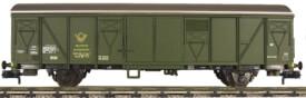 Fleischmann FM831511 N Güterwagen Bauart Post 2ss-t/13