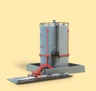 H0/TT Erweiterung Tanklager