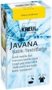 JAVANA Batik-Textilfarbe Yellow Sunflower 70 g