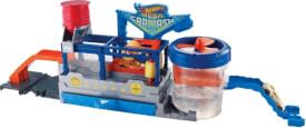 Mattel FTB66 Hot Wheels City Mega Autowaschanlage