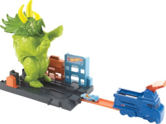 Mattel GBF97 Hot Wheels City Smashin' Triceratops