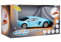 Speedzone D/C Lamborghini 1:32, Licht und Sound, 4-fach sortiert