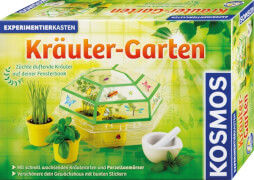 KOSMOS Experimentierkasten Kräutergarten