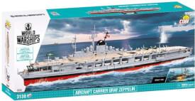 COBI 3086 Aircraft Carier Graf Zeppelin 1:300