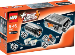 LEGO® Technic 8293 Power Functions Tuning-Set, 10 Teile