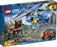 LEGO® City 60173 Bergpolizei Festnahme in den Bergen, 303 Teile, ab 5 Jahre
