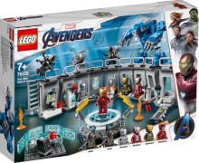 LEGO® Super Heroes 76125 Iron Mans Werkstatt