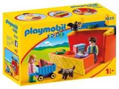 Playmobil 9123 Mein Marktstand zum Mitnehmen