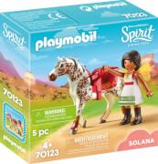 Playmobil 70123 Solana beim Voltigieren