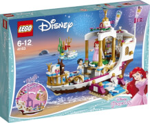 LEGO® Disney Princess 41153 Arielles königliches Hochzeitsboot, 380 Teile, ab 6 Jahre