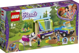 LEGO® Friends 41371 Mias Pferdetransporter