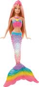 Mattel Barbie Regenbogenlicht-Meerjungfrau