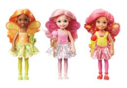 Mattel Barbie - Dreamtopia Bonbon-Königreich Junior-Feen, sortiert