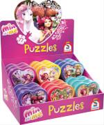 Schmidt Spiele Puzzle Mia and me Herzpuzzle 77 Teile