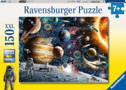 Ravensburger 100163 Puzzle: Im Weltall, 150 Teile