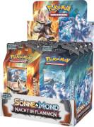 Pokémon Sonne & Mond 03 Nacht der Flammen Themendeck
