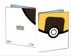 Ultra Pro Pokémon Ultra Ball 9-Pocket Portfolio