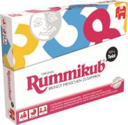 Jumbo 03978 - Original Rummikub with a Twist, für 2-4 Spieler, ab 7 Jahren
