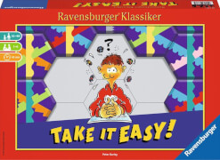Ravensburger 267385 Take it easy! Familienspiel
