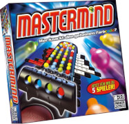 Hasbro 44220100 Mastermind, für 2-5 Spieler, ab 8 Jahren