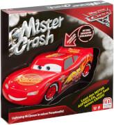 Mattel Games Cars 3 Mister Crash Kinderspiel, 2 -6 Spieler