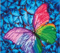 Diamond Dotz Schmetterling 30,5 x 30,5 cm