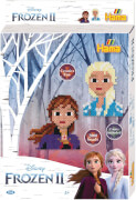 HAMA Bügelperlen Kleine Geschenkpackung Frozen 2 mit 2.000 Perlen