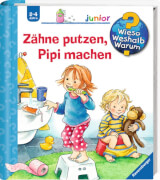 Ravensburger 32887 Wieso? Weshalb? Warum? Junior 52 Zähne putzen, Pipi machen