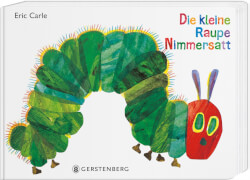 Raupe Nimmersatt Geschenk