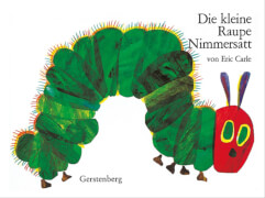 Raupe Nimmersatt  Papierausgabe