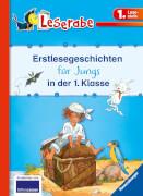Ravensburger 36431 Leserabe Erstlesegeschichten für Jungs 1. Lesestufe