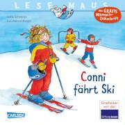 Lesemaus - Band 22: Conni fährt Ski, Taschenbuch, 24 Seiten, ab 3 Jahren
