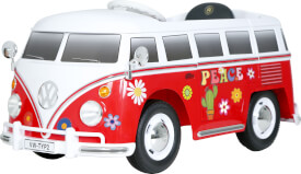 ROLLPLAY VW BUS TYPE 2 (T1) FLOWER POWER