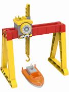 AquaPlay - ContainerCrane inkl. Zubehör, Kunststoff, ca. 35x34x22 cm, ab 3 Jahre