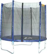 New Sports Trampolin mit Sicherheitsnetz, # 244 cm