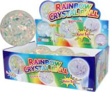 Rainbow-Kristall Flummi