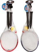 New Sports Badminton-Set Kids, mit Federbällen