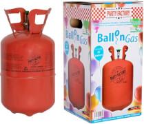 Ballongas Helium für 30 Ballons