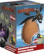 CRAZE DreamWorks Dragons Schlüpf-Ei, ca. 24x31x6 cm, ab 3 Jahre, sortiert